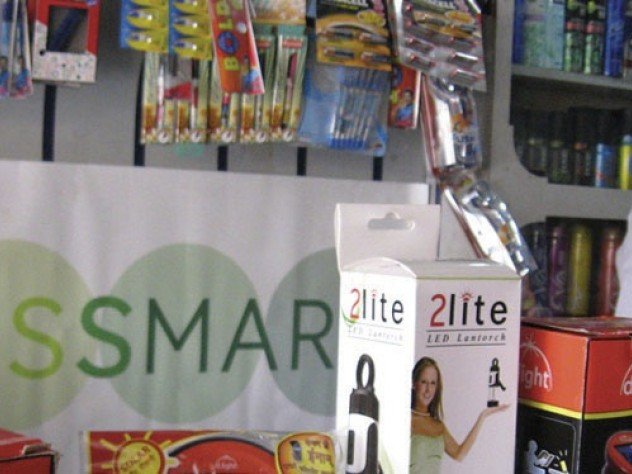 Essmart Global is a startup that sells technological devices in rural Southern India