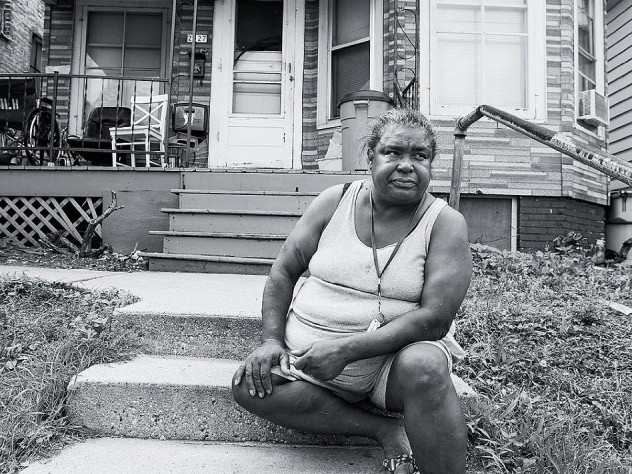 Yolanda Matte, Danielle Shaw's grandmother, was among those evicted that day.