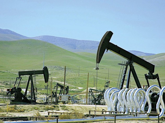 First discovered in the 1880s, the Midway-Sunset oil field near Taft, California, remains in production today.