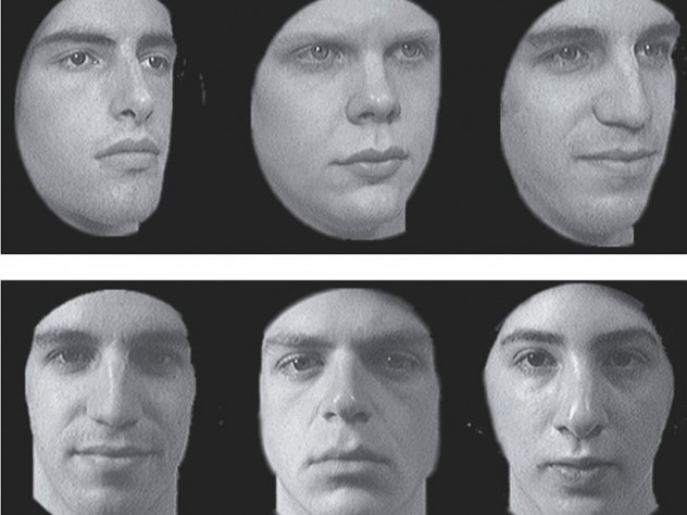 Test My Brain hosts various psychological studies like this one, of facial-recognition abilities.