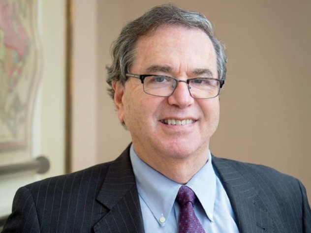 Portrait of Harvard Medical School dean Jeffrey S. Flier