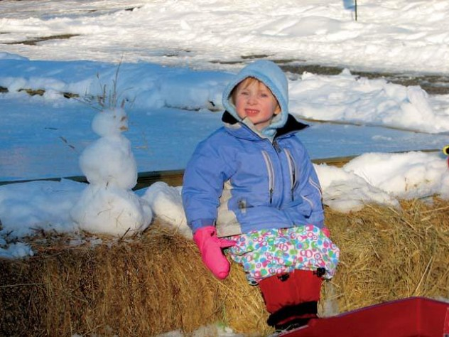 WinterFest Weekends offer fun for the whole family.