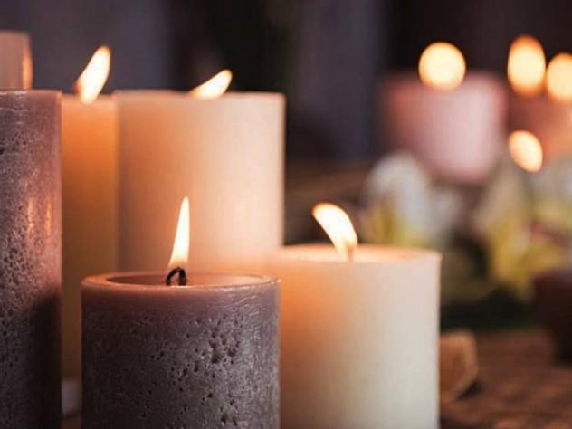 Artisanal candles