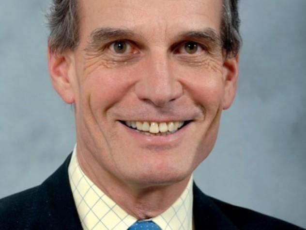Professor of practice Lewis (Harry) Spence