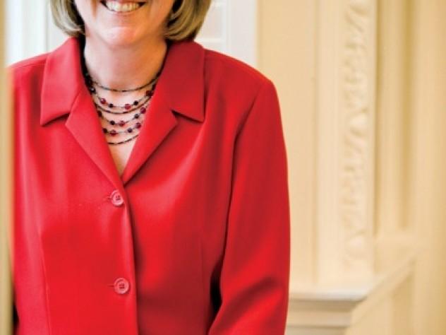 Harvard Graduate School of Education Dean Kathleen McCartney