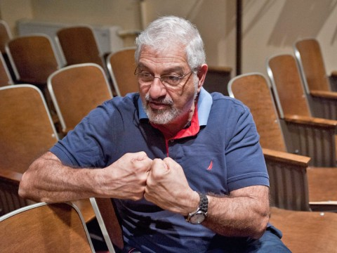 University of Michigan historian Ronald Suny, whose new book explains the history of the Armenian genocide