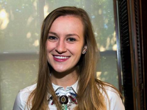 Photograph of Caroline Tervo