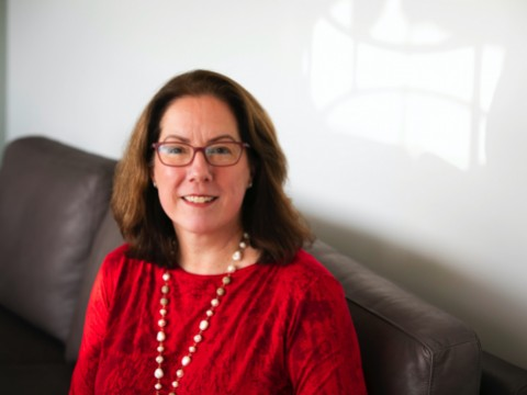 Photograph of Kate Murtagh, chief compliance officer and managing director of sustainable investing at Harvard Management Company