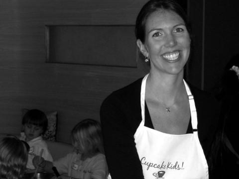 Edibles entrepreneur Jessi Walter on the job