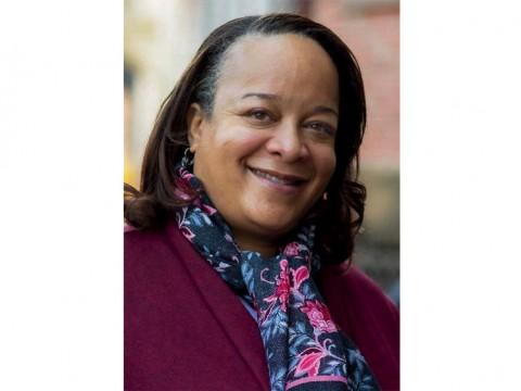 Photograph of Bridget Terry Long, dean of Harvard Graduate School of Education