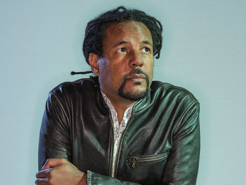 Photograph of Colson Whitehead