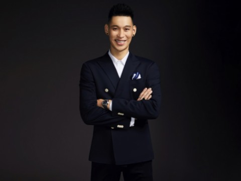Photograph portrait of Jeremy Lin