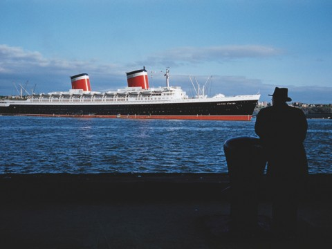 For 15 years, William Francis Gibbs greeted the SS <i>United States</i> every time the liner he had designed arrived in New York City.