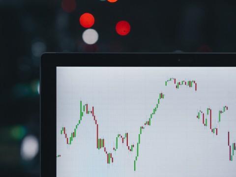 Chart of financial markets