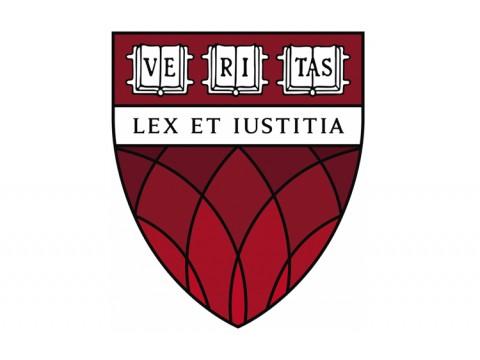 New Harvard Law School shield