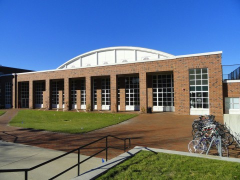 Photograph of the Murr Center
