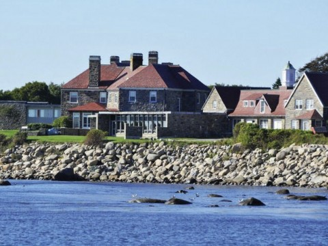 Gonzaga Eastern Point Retreat House