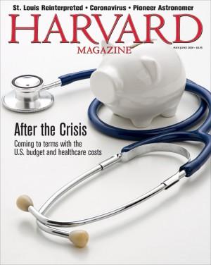 Harvard Magazine April-May 2020 Cover
